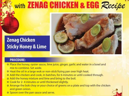Zenag Chicken
